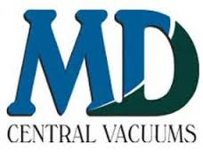 MD Central Vacuum Logo