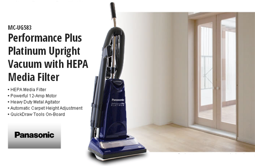 Panasonic Vacuum Mart By Supervacuums