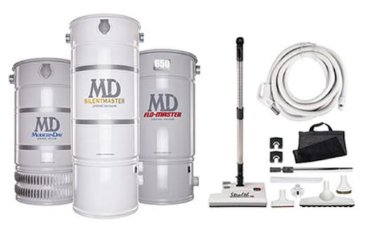 Md Central Vacuum System Vacuum Mart By Supervacuums